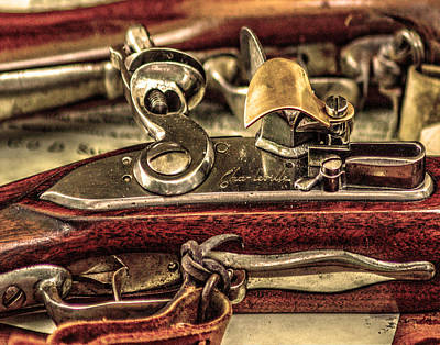 Photograph - The Gunsmith 003 by Jeff Stallard
