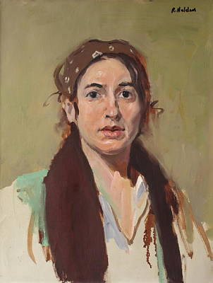 Painting - The Gypsy by Robert Holden