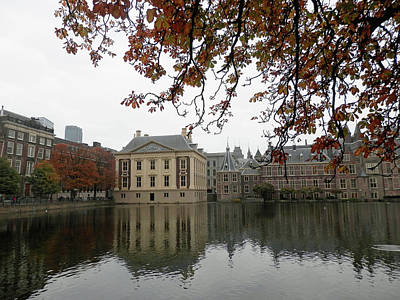 Photograph - The Hague 5 by Pema Hou