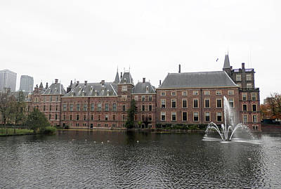 Photograph - The Hague by Pema Hou