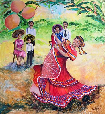The Half And Halves Original by Sarabjit Singh