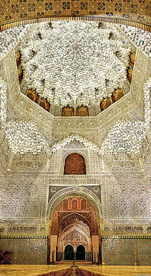 Photograph - The Hall Of The Arabian Nights 2 by Weston Westmoreland