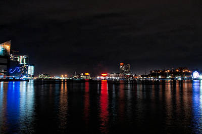 Inner Harbor Photograph - The Harbor View by Mark Dodd