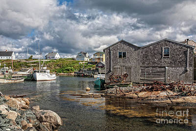 Photograph - The Harbour by Gene Healy