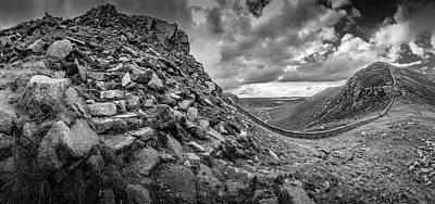 Photograph - The Hare's Gap by Glen Sumner