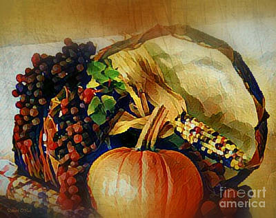 Photograph - The Harvest by Robert ONeil