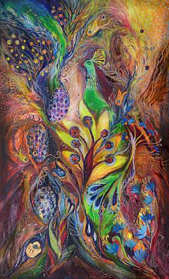 The Harvest Time Art Print by Elena Kotliarker