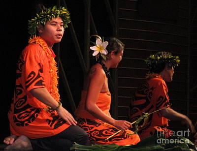Photograph - The Hawaiians 1 by Randall Weidner