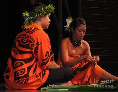 Photograph - The Hawaiians 2 by Randall Weidner