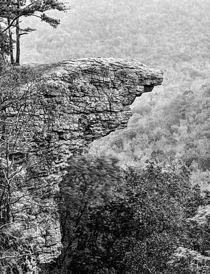 Photograph - The Hawksbill Crag by JC Findley