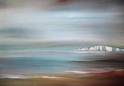 Painting - The Headland by Valerie Anne Kelly
