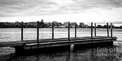 Photograph - The Heart Of Madison by Deborah Klubertanz