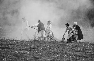 Photograph - The Heat Of Battle by Linda Brown