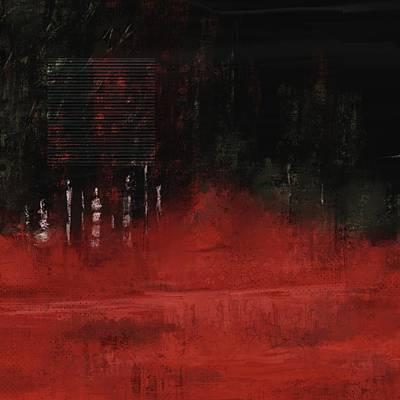 Digital Art - The Heat Of The Night by Eduardo Tavares