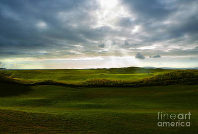 Islay Photograph - The Heavenly Game by Diane Diederich