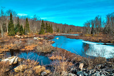 Adirondack Photograph - The Hidden Minnehaha Creek by David Patterson