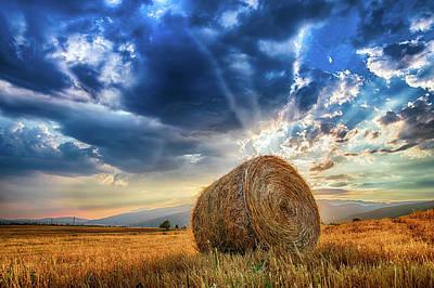 Photograph - The Hidden Sun by Plamen Petkov