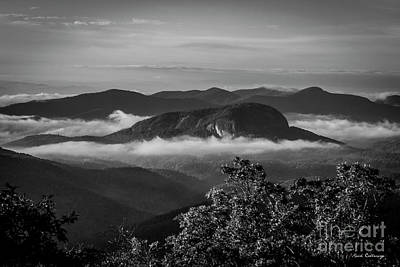Photograph - The High Ground.....by Reid Callaway Looking Glass Rock Blue Ridge Mountain Parkway Art by Reid Callaway