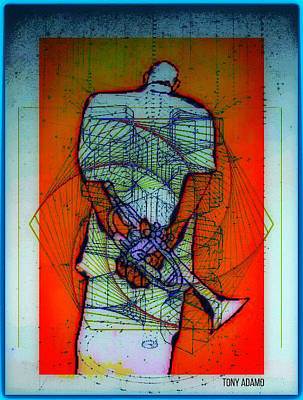 The High Intellectual Morphing Of Jazz Into..... Art Print