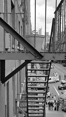 The Great Escape Digital Art - The High Line 137 by Rob Hans