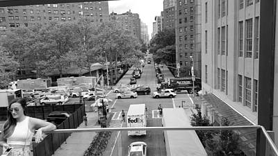 Photograph - The High Line 166 by Rob Hans