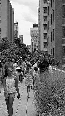 Photograph - The High Line 180 by Rob Hans