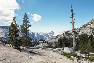 Photograph - The High Sierra by George Pennock
