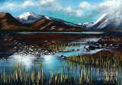 The Highlands - Scotland Art Print