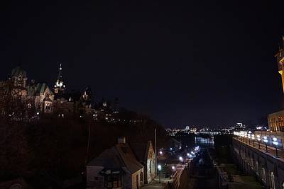 Photograph - The Hill And Gatineau by Desmond Raymond