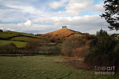Photograph - The Hill by Gary Bridger