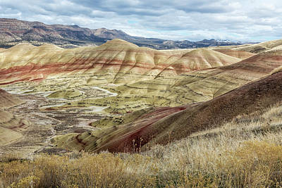 Photograph - The Hills Are Alive With Color by Belinda Greb