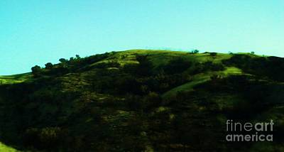 The Hills Art Print by Jamey Balester