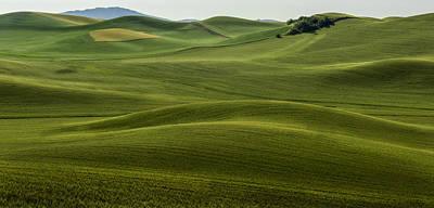 The Hills Speak Print by Jon Glaser