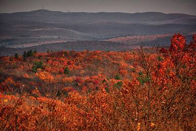 Photograph - The Hills To High Point by Raymond Salani III