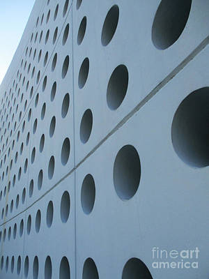 Photograph - The Holes In The Wall 2 by Randall Weidner
