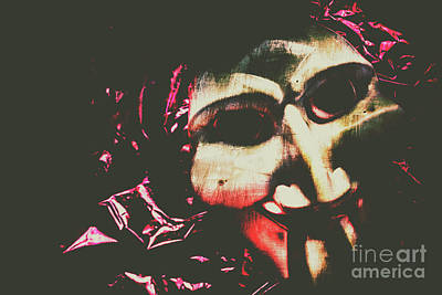 Fright Photograph - The Hollywood Freak Show by Jorgo Photography - Wall Art Gallery
