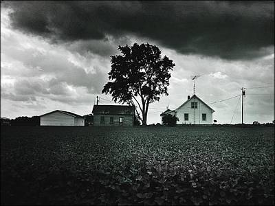 Photograph - The Homestead by Michael L Kimble