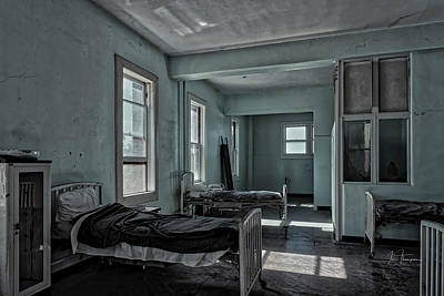 Photograph - The Hospital by Jim Thompson
