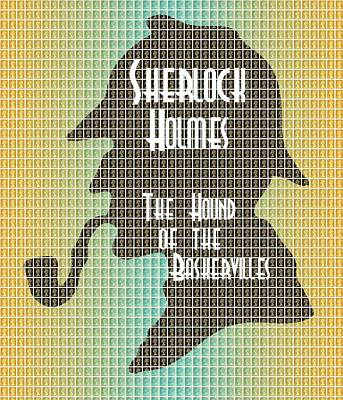 The Hound Of The Baskervilles Original by Gary Hogben