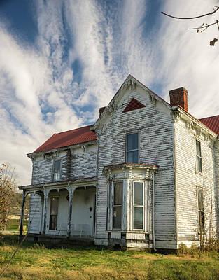 Photograph - The House On Main Street by Douglas Barnett