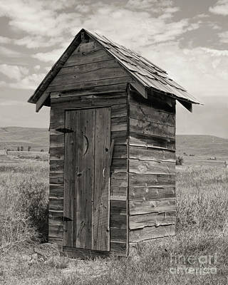 Photograph - The House by Roxie Crouch