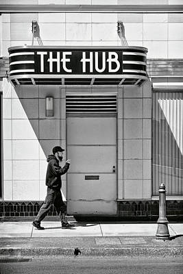 Photograph - The Hub by Jon Exley