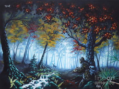 The Hunt  Original by Zach Kintner