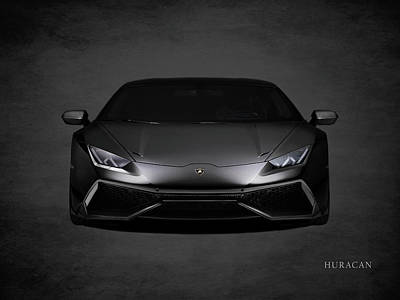 Sports Photograph - The Huracan by Mark Rogan