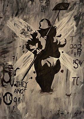 Linkin Park Painting - The Hybrid Theory by Celestin Kovacevic