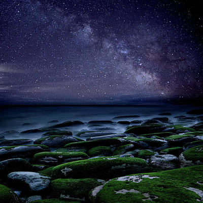 Photograph - The Immensity Of Time by Jorge Maia