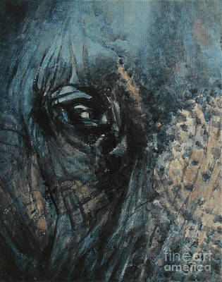 Painting - The Incredible - Elephant 3 by Jane See