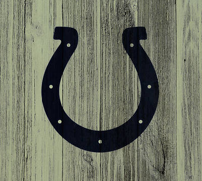 The Indianapolis Colts C3     Art Print