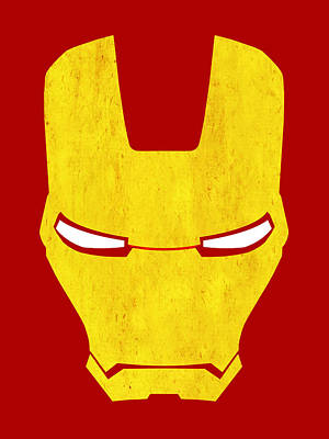 Super Hero Photograph - The Iron Man by Mark Rogan
