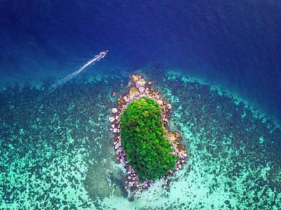 Photograph - The Island by Evgeny Vasenev